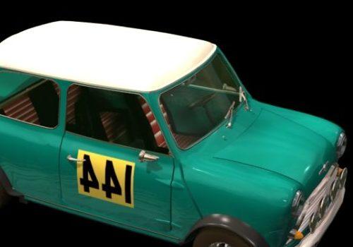 1964 Austin Mini Cooper Car