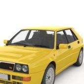 Lancia Delta Car 1982