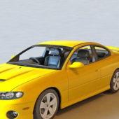2005 Pontiac Gto Coupe Car