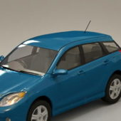 2005 Toyota Matrix Cuv Car