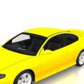 Pontiac Gto Car 2006