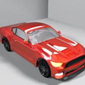 Car Ford Mustang 2015