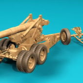 Vintage Howitzer Weapon