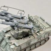 2k12 Kub Missile System