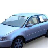 Car 3 Doors Hatchback