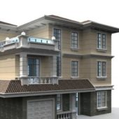 3 Storey Country House
