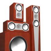 Electronic 3.1 Surround Speaker System