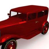 Dodge Coupe Vintage Car