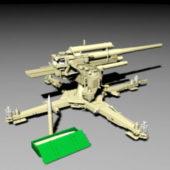 Weapon Flak41 Artillery