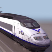 Ave High-speed Rail Vehicle