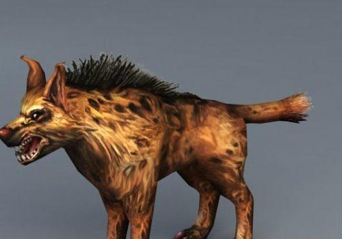 African Wild Dog Gaming Animal