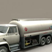 Airport Aviation Fuel Truck Vehicle