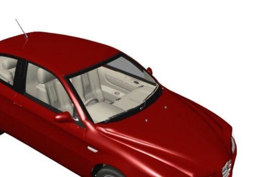 Vehicle Alfa Romeo 147 Compact Luxury Car