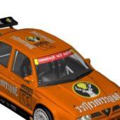 Alfa Romeo 155 Racing Car