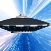 Alien Ufo Spaceship