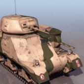 American M3 Grant Tank