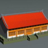 Ancient Asian Building Architecture