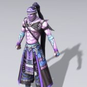 Ancient Assassin Character