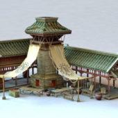 Building Ancient Blacksmith Shop