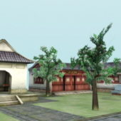 Ancient China Building Structures