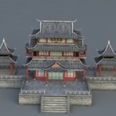 Ancient Chinese Buildings Architecture