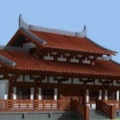 Chinese Ancient Architecture Temple