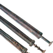 Chinese Old Ancient Bronze Sword