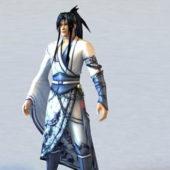 Ancient Chinese Clothing Man Character