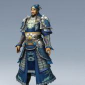 Vintage Chinese War General