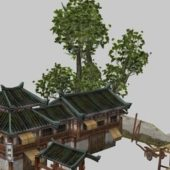 Ancient Chinese House Cumunity
