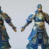 Ancient Character Kingdom Warrior