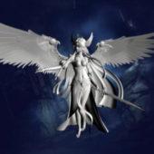 Angel Warrior Character