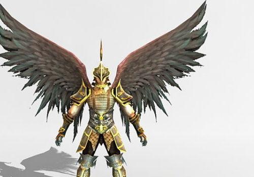 Character Angel Warrior Fantasy