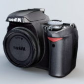 Camera Nikon D40x Dslr