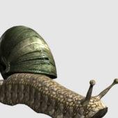 Wild Snail Animated