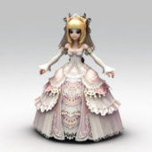 Anime Bride Character