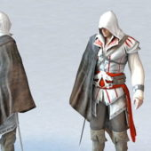 Male Assassin Anime Character