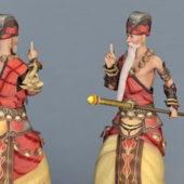 Character Shaolin Monk
