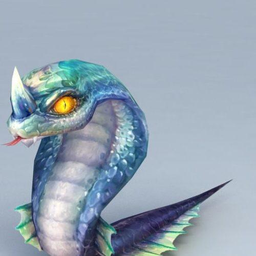 Anime Snake Cartoon Animal
