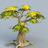 Anime Tree Style