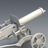 Anti-air Gun Vintage Weapon