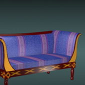 Antique French Furniture Settee