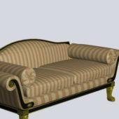 Antique Furniture Victorian Loveseat