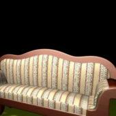 Home Furniture Antique Victorian Settee