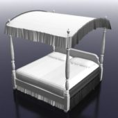 Royal Style Canopy Bed