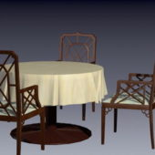 Antique Dining Chair Table Furniture