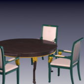 Antique Furniture Dining Room Sets