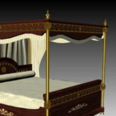 Antique Poster Bed
