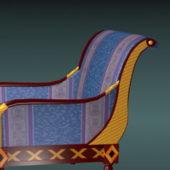 Antique Furniture Sofa Chair