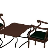 Antique Furniture Tea Table Sets